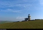 Belle Tout Lighthouse, Beachy Head, near Eastbourne, East Sussex, UK