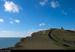 Belle Tout old lighthouse near Beachy Head Sussex UK