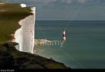 Beachy Head near Eastbourne Sussex UK