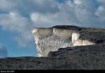 white cliffs on Sussex coast near Beach Head UK
