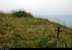 Beachy Head:  crosses at one of the most notorious suicide spots in the world